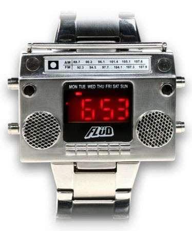 Orologio a stereo anni 90 Boombox