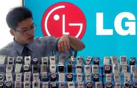 LG: 125 nuovi cellulari nel 2009!