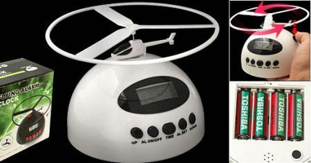 chopper alarm