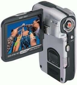 Videocamera supercompatta DXG-579V per Natale 2008