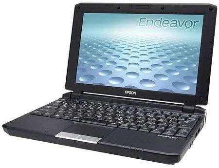 Netbook Epson Endeavor NA01