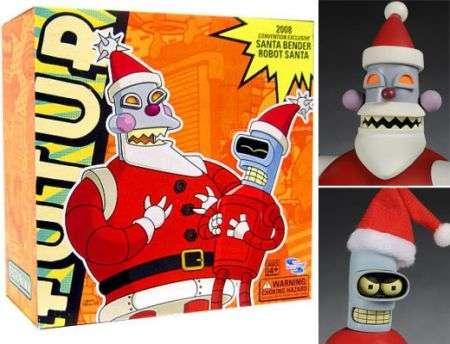 Idee Regalo Natale 2008: i gadget Futurama