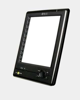 L'ebook N510 sulla Terra dopo il debutto nello spazio