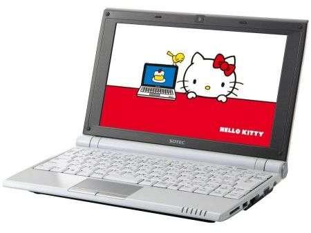 Hello Kitty C1 il netbook!