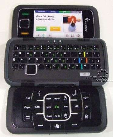 Smartphone IcePhone a doppia apertura