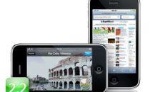 iPhone: rilasciato il firmware 2.2