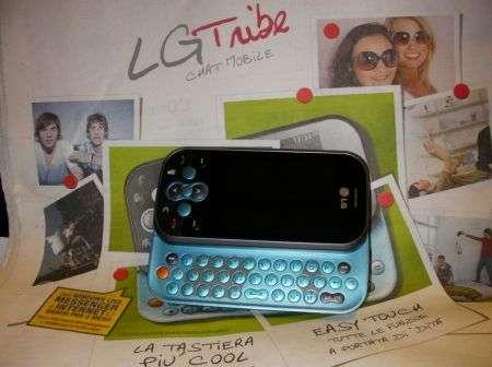 LG Tribe (KS360) la nostra prova