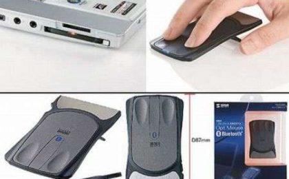 Ultra slim mouse: MA-BTCARD alloggia nello slot PCMCIA