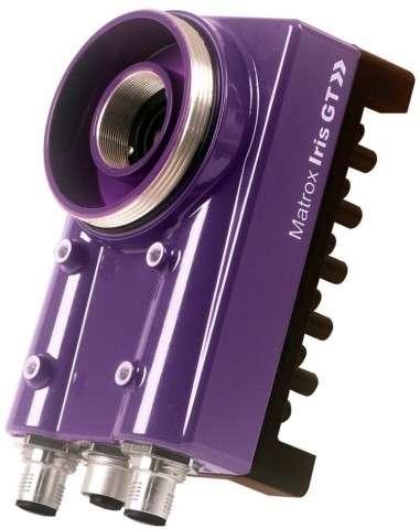 Fotocamera Matrox Iris GT con processore Atom