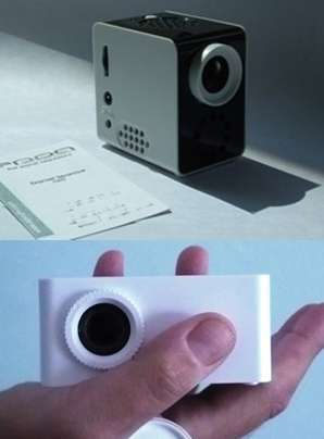 Mini proiettori tascabili: W1 e Pico