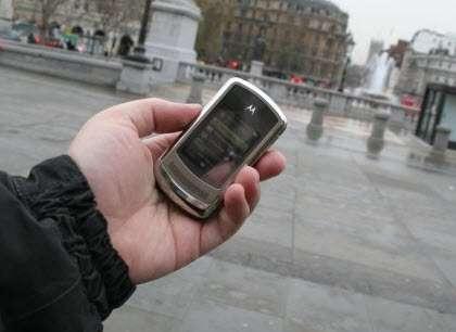 Motorola RAZR3 cancellato!