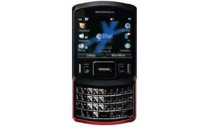 Motorola QA30, il primo con QWERTY scorrevole