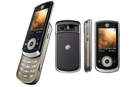 Cellulare Motorola VE66 scorrevole