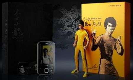 Nokia N96 edizione speciale Bruce Lee