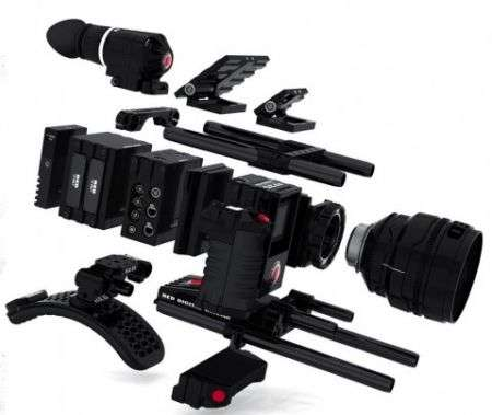 Videocamere RED Scarlet e EPIC