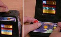 Salvadanaio Tetris e Breakout