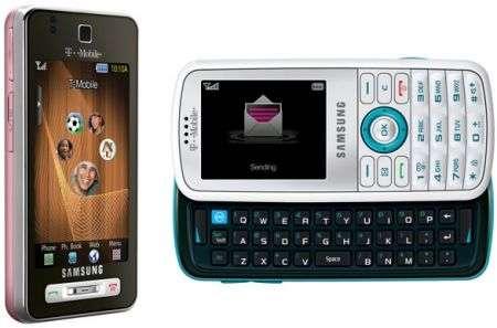 Samsung Behold e Gravity con T-Mobile