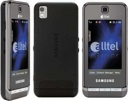 Samsung Delve debutta con Alltel