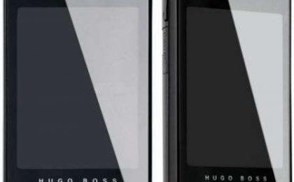Natale 2008: Samsung F480 Hugo Boss