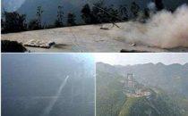 Cina: razzi per costruire il ponte dei record