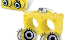 Spongebob speaker con occhi danzanti