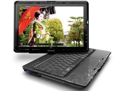 Portatile HP TouchSmart tx2 con multitouch