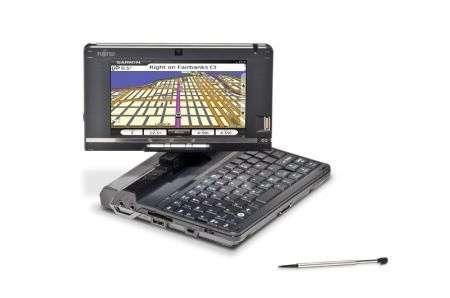 UMPC Fujitsu U820 al debutto americano