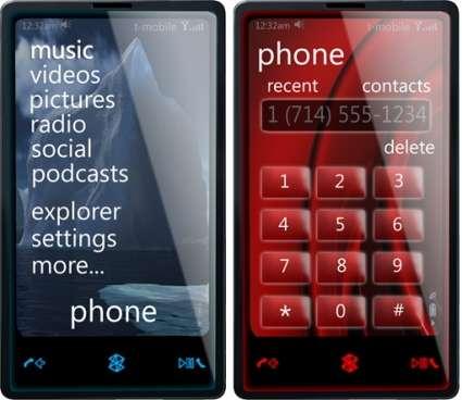 Cellulare Microsoft al Mobile World Congress 2009?