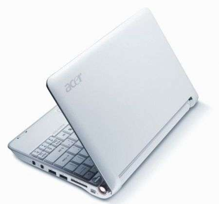 Acer One re dei netbook, detronizza Asus Eee!