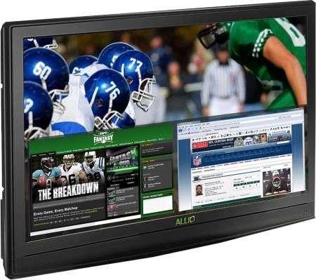 Tv LCD + Pc + Lettore Blu Ray = Allio