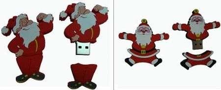 Babbo Natale penna USB