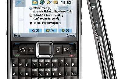 Nokia E71 non vedrà il Giappone