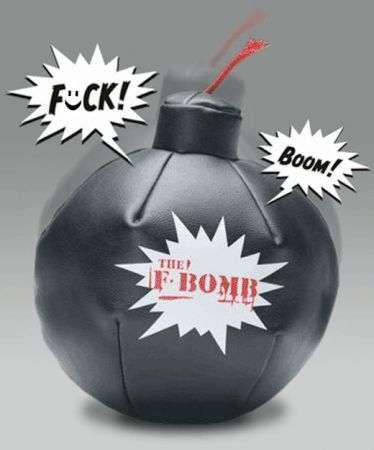 F-Bomb, per auguri di Natale alternativi!