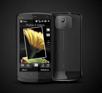 htc touch hd tecno