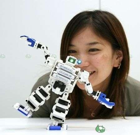 i-Sobot: il robot dell'anno 2008