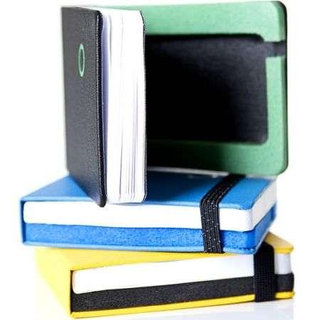 iPod Notesbog: appunti e case