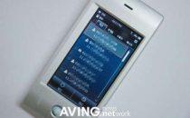 iRiver Wave: un cellulare Wifi musicale