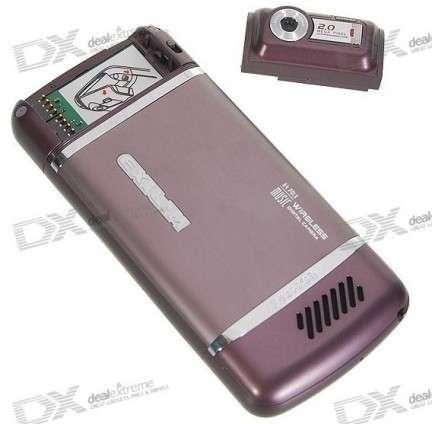 Cellulare con fotocamera estraibile E1181!