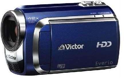 Videocamere JVC compatte per Youtube