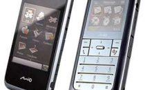 Cellulari GPS Mio usciranno con Nuviphone Garmin