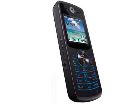 Motorola W180, il cellulare da 4 euro