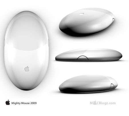 Apple lavora a un mouse multitouch