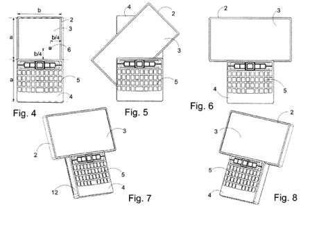 Nokia brevetto apertura schermo nuova