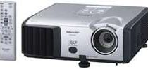 Proiettore Sharp PG-F255W 720p