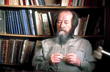 Aleksandr Solzhenitsyn opera completa su Internet