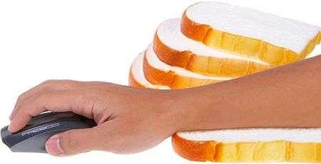 Tunnel Carpale? Prevenzione con il pane!