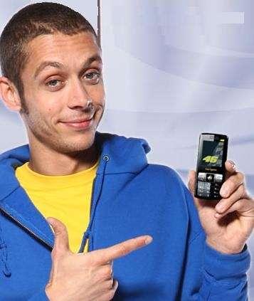 Cellulare Fastweb Valentino Rossi FW46