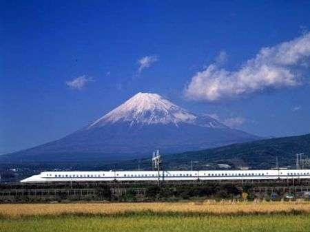 Wifi sui treni superveloci giapponesi