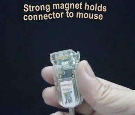 Il mouse più piccolo al mondo, Z-Nano!
