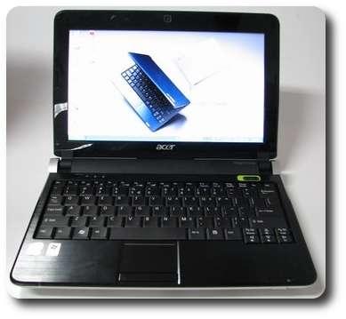 Acer Aspire One 103 da 10 pollici nuove foto